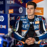 Augusto qualifies fifth in the Sachsenring