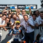 Victory in England! Augusto Fernández takes to the top step at Silverstone