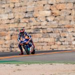 Great start for Augusto Fernández in Aragon