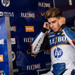 Augusto Fernández heads to Aragon in search of more victories
