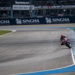 Augusto to start Thai GP from sixth place on the grid