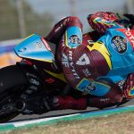 Augusto Fernandez ready to fight for points in Andalucian GP