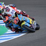 Augusto fights to points finish in the Andalucia GP