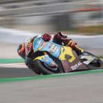 Difficult qualifying day for Augusto Fernandez in Valencia