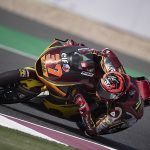 Augusto sets to work in Qatar