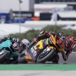 Fantastic fifth for Augusto in Portimao