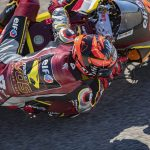 Strong start for Augusto at the Sachsenring