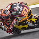 Augusto flies to the top spot on day one in Assen