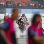 Augusto shines in the wet on day one at Misano