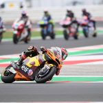 Sixth place for Augusto in the San Marino GP