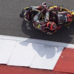 Augusto aiming for the podium from second row of the Austin grid