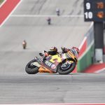 Augusto takes fourth place in Austin