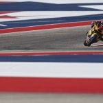 Sixth place for Augusto on opening day in Austin