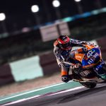 Superb fifth place finish in Qatar season opener for Augusto