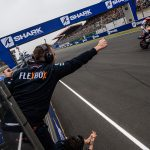 Augusto takes excellent third place in Le Mans