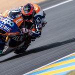 Augusto fourth on day one at Le Mans