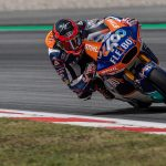 Positive first day for Augusto Fernandez and FlexBox HP 40 in Montmeló